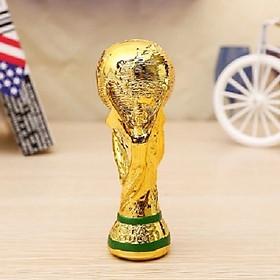 Mô hình Cup vàng trang trí cực đẹp và độc đáo