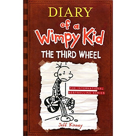 Diary Of A Wimpy Kid 07: The Third Wheel