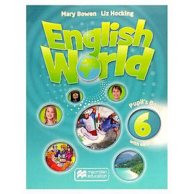 English World Level 6 Pupil's Book + eBook Pack