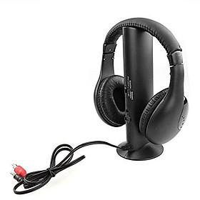 Tai nghe không dây chụp tai MH2001 dùng cho Smart TV, DVD Player, Computer, Moble Phone