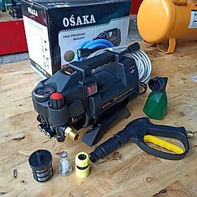 Máy rửa xe OSAKA R1 công suất 2800W động cơ dây đồng 100% công nghệ nhật bản