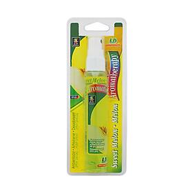 Nước hoa ô tô dạng xịt L&D AROMATHERAPY Melon 60ml
