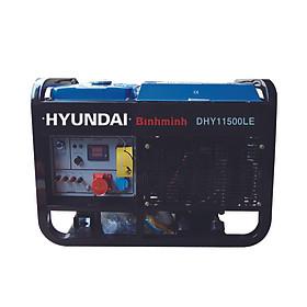 Máy phát điện Hyundai chạy xăng 9.5Kw ( đề nổ)