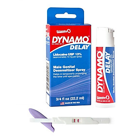 Chai xịt Dynamo Delay (kèm bút thử thai Abon)
