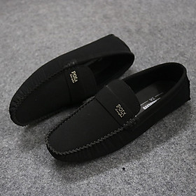 Giày Lười Nhung Nam Lịch Lãm Lê Sang