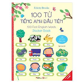 Level 2: 100 Từ Tiếng Anh Đầu Tiên - 100 First English Words