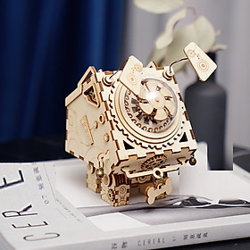 AM480 Seymour Music Box Robotime – Mô hình Hộp nhạc Seymour