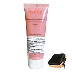 Avene Gentle Exfoliating Gel: Gel Tẩy Tế Bào Chết cho Da Nhạy Cảm (75ml)
