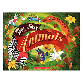 Topsy Turvy Animals