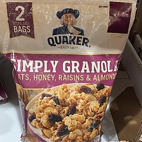 Quaker Granola Cereal 978g x 2P