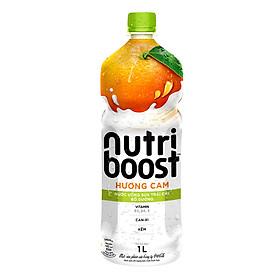 Nước trái cây Nutri vị cam sữa 1L - 10734