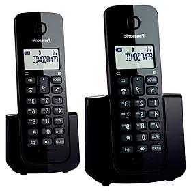 Điện thoại bàn không dây Panasonic KX-TGB112 - Hàng Chính Hãng