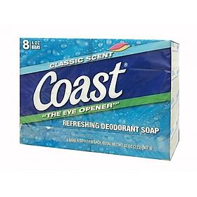 Xà Bông Cục COAST Làm Sạch Da Lưu Hương Made In USA