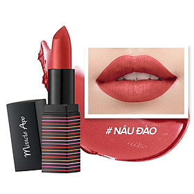 Son lì Miracle Apo Lipstick Matte 4g-1