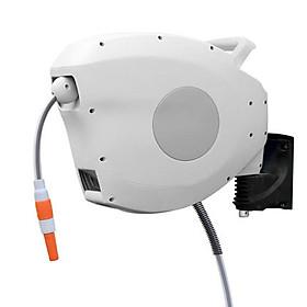 Bộ vòi tưới cây cuộn ống tự động LionKing 15 mét HRW-15