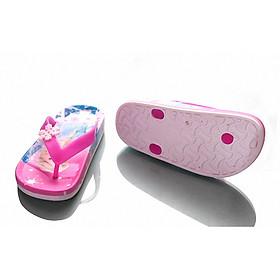 Dép xỏ ngón Elsa cho bé gái mùa hè điệu đà xinh xắn - DT79