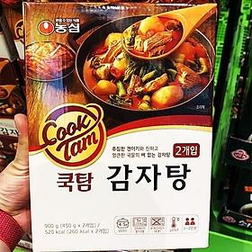 Nongshim Cook Tam Boneless Potato Soup 450g x 2ml