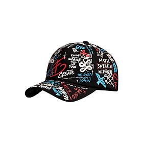 Nón Ballcap Premi3r FL394 4SKETCH - Đen