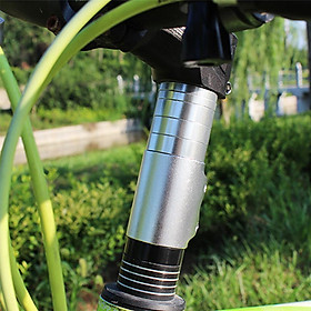 Phụ kiện nâng tay lái xe đạp bằng nhôm (cao 12cm ống trong 28,6mm)