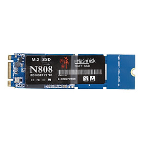 N808 Digital SSD i-Flash Disk NGFF M.2 Interface 128GB Solid State Drive for Computer Ultrabook