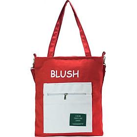 Túi Vải Đeo Chéo Tote Bag Living XinhStore
