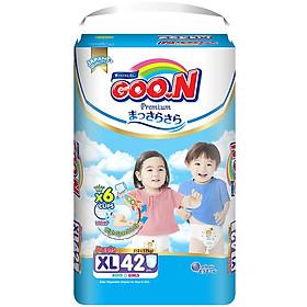Tã Quần Goo.n Premium Gói Cực Đại XL42 (42 Miếng) - Tặng thêm 8 miếng cùng size-1