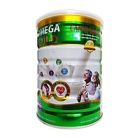 Sữa bột OMEGA GOLD Canxi Gold 900g Cho người loãng xương, thiếu canxi