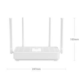 Bộ định tuyến Xiaomi Redmi AX5 Wifi 6 Mesh Gigabit 2.4G / 5.0GHz Bộ định tuyến không dây kép 4 ăng-ten độ lợi cao