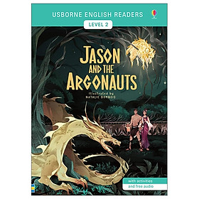 Jason And The Argonauts - Usborne English Readers Level 2