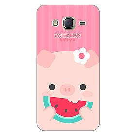 Hình đại diện sản phẩm Ốp lưng dẻo cho Samsung Galaxy J7 2016 _Pig 04