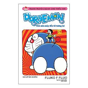 Doraemon - Chú Mèo Máy Đến Từ Tương Lai Tập 24 (Tái Bản 2019)