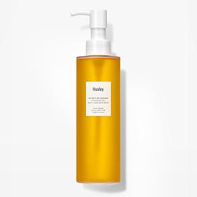 Tinh dầu tẩy trang làm sạch sâu, dưỡng ẩm và se khít lỗ chân lông Huxley Cleansing Oil, Deep Clean, Deep Moist 200ml