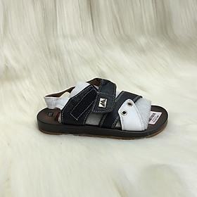 Hình đại diện sản phẩm Dép sandal cho bé trai da bò mềm đế êm hàng hiệu GOG SD05TE