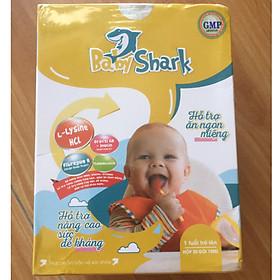 Siro giúp trẻ tăng cân Baby Shark - 1 Hộp (30 Gói nhỏ)
