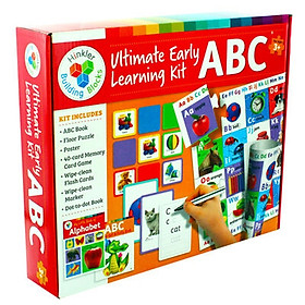 Ultimate Early Learning Kit ABC