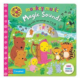 Monkey Music Magic Sounds
