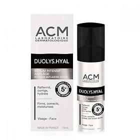 Tinh chất dưỡng trắng da chống lão hóa Duolys Hyal Intensive Anti-Ageing Serum 15ml