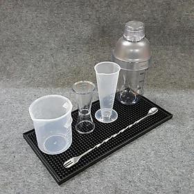 Bộ 6 dụng cụ pha chế cà phê, barista