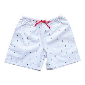 Quần Short Bé Trai In Hải Đăng CucKeo Kids T51962
