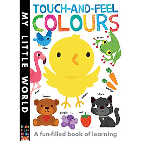 Touch-and-feel Colours