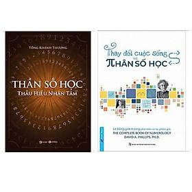 Combo 2 cuốn : Nhân Số Học+ Thần Số Học