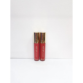 Combo 2 Son kem lì Zelyn Hot Lip Lacquer tặng 1 son lì Zelyn