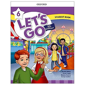 Let's Go: Level 6: Student Book - 5th Edition