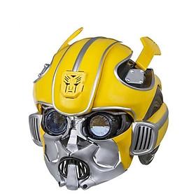 MV6 - Mũ Bumblebee cao cấp có hiệu ứng TRANSFORMERS E0704