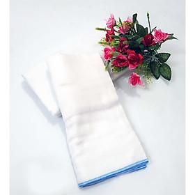 Khăn tắm cotton mềm 4 lớp cho bé - Tặng kèm 05 túi trữ sữa
