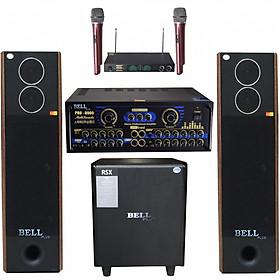 Dàn karaoke và nghe nhạc BELLplus PRO - 8900 - Hàng chính hãng