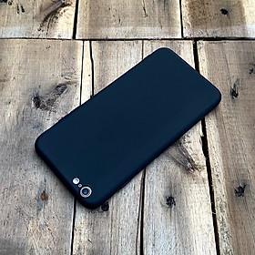 Ốp lưng dẻo mỏng dành cho iPhone 6 / iPhone 6s - Màu đen