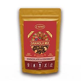 GRANOLA MIX - Chocolate & Coconut