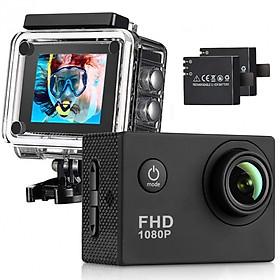 Camera hành động Waterproof Sports Cam Chống Nước Full HD 1080 Trải Nghiệm Hoàn Toàn Mới
