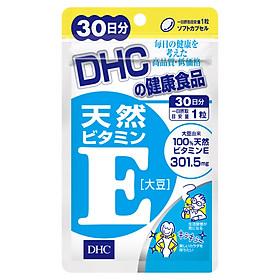 Viên Uống DHC Bổ Sung Vitamin E Nhật Bản 30 Ngày (30 Viên)